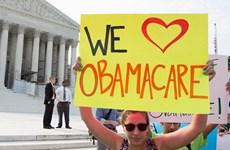 Tòa án Tối cao Mỹ ra phán quyết ủng hộ chương trình ObamaCare