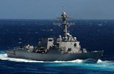 Mỹ cân nhắc việc điều thêm tàu chiến tới Biển Đen