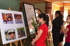 Nhiều hoạt động sôi nổi tại Lễ hội Đền Hùng 2014