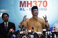Việc tìm kiếm MH370 chỉ thay đổi sau khi chứng thực tín hiệu