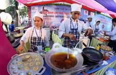 Khai mạc Liên hoan ẩm thực Quốc tế tại thành phố Huế