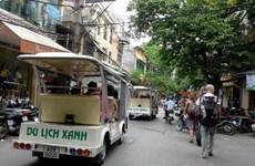 Hà Nội cấm phương tiện giao thông trên một số tuyến phố cổ