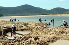 Hà Nội sẽ xử lý nghiêm cơ sở sơ chế vàng trái phép