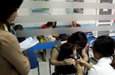 Hà Nội: 100.000 trẻ nguy cơ mắc sởi do chưa tiêm phòng