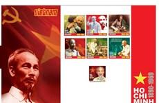 Sri Lanka phát hành bộ tem hình Chủ tịch Hồ Chí Minh