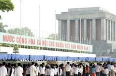 Gặp mặt các nhà khoa học Nga gìn giữ thi hài Hồ Chủ tịch