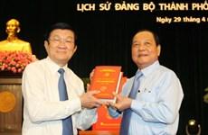 Công bố sách Lịch sử Đảng bộ TP.HCM 1930-1975