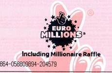 Một người Anh trúng giải xổ số trị giá 116 triệu USD
