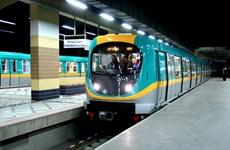 Ai Cập khai trương tuyến tàu điện ngầm mới ở thủ đô Cairo