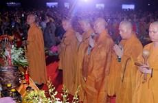 Giáo hội Phật giáo yêu cầu Trung Quốc rút giàn khoan HD-981