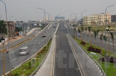 Cầu Phú Định - kết nối hạ tầng đô thị khu Nam TP.HCM