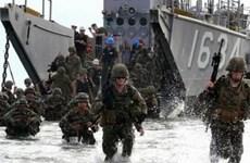 NATO đã bắt đầu cuộc tập trận quy mô lớn ở Estonia