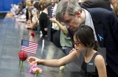 Bảo tàng tưởng niệm sự kiện 11/9 mở cửa đón khách