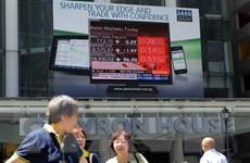 Hầu hết các thị trường chứng khoán châu Á trầm lắng