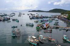 [Photo] Kiên Giang phát triển kinh tế biển hiệu quả, bền vững