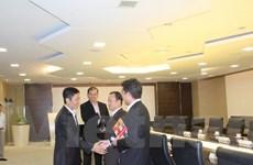 Singapore là đối tác thương mại hàng đầu của Việt Nam