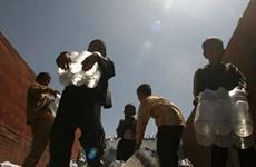 WHO cảnh báo nguy cơ y tế ở khu vực xung đột tại Iraq