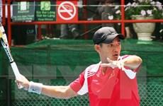 175 tay vợt dự Giải quần vợt năng khiếu toàn quốc 2014