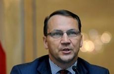 Ba Lan cáo buộc tội phạm có tổ chức gây rò rỉ băng ghi âm mật