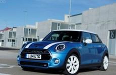 BMW bắt đầu sản xuất Mini hatch 5 cửa ở nhà máy Oxford