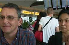 Cặp vợ chồng may mắn thoát nạn vì chuyến bay MH17 hết chỗ