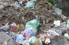 Loay hoay bài toán xử lý rác thải nông thôn ở Thái Bình