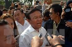 Phó Chủ tịch CNRP giữ chức Phó Chủ tịch Quốc hội Campuchia
