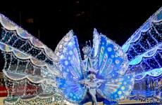 [Photo] Sắc màu lễ hội hóa trang Carnival Toronto ở Canada