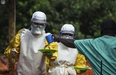 Tây Ban Nha tiếp nhận bệnh nhân nhiễm virus Ebola đầu tiên