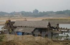 Ngăn chặn tình trạng khai thác vàng trái phép ở Quảng Nam