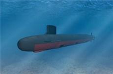 Nhật Bản và Mỹ hợp tác phát triển tàu ngầm không người lái