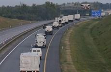 Nga kêu gọi Ukraine ngừng bắn đảm bảo an toàn hàng cứu trợ