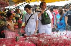 2,4 triệu du khách ngoại đến Philippines trong nửa đầu năm