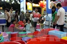 220 gian hàng tham gia Hội chợ hàng Việt Nam năm 2014