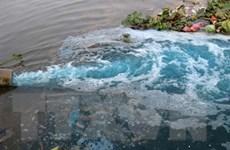 Xử phạt công ty may BEEAHN120 triệu đồng vì gây ô nhiễm