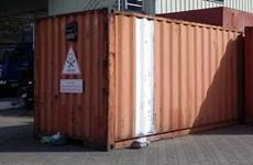 Sẽ xử lý biến thế và chất thải có PCB tại cảng Cái Lân