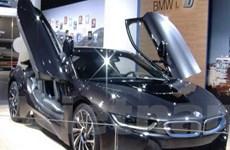 Hàng chục mẫu xe lần đầu ra mắt tại triển lãm ôtô quốc tế Moskva