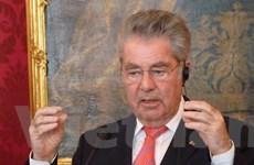 Tổng thống Heinz Fischer: Quan hệ Việt-Áo phát triển tích cực