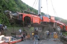 Tuyên dương 16 thanh niên cứu người trong vụ tai nạn ở Lào Cai