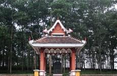 Khánh thành tôn tạo khu di tích lịch sử quốc gia cách mạng Lào