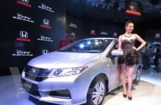 Công ty Honda Việt Nam ra mắt mẫu xe City thế hệ thứ tư