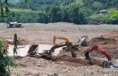 Hà Tĩnh: Bắt giữ 10 đối tượng khai thác vàng trái phép