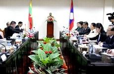 Quốc hội Lào và Myanmar thúc đẩy hợp tác song phương