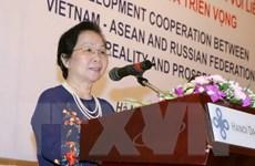 Thúc đẩy hợp tác phát triển giữa Việt Nam-ASEAN với LB Nga