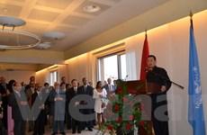 Chiêu đãi đối ngoại kỷ niệm Quốc khánh tại Geneva và Bern