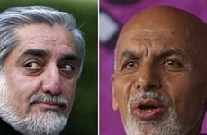 Afghanistan: Hai ứng viên đối địch nhất trí lập chính phủ đoàn kết