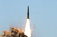 Nga bắn thử thành công tên lửa chiến thuật Iskander-M