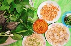 Gỏi lá Kon Tum - Đặc sản đậm hương vị núi rừng Tây Nguyên
