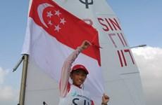 VĐV Singapore giành huy chương vàng ASIAD khi mới 13 tuổi