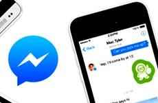 Facebook Messenger là ứng dụng nhắn tin phổ biến nhất tại Mỹ